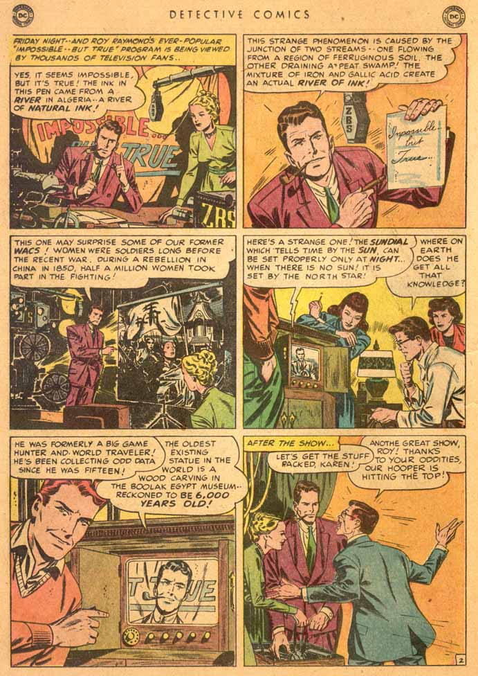 Detective Comics (1937) 153 Page 25