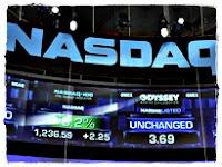 Nasdaq Composite, companhias do setor eletrônico