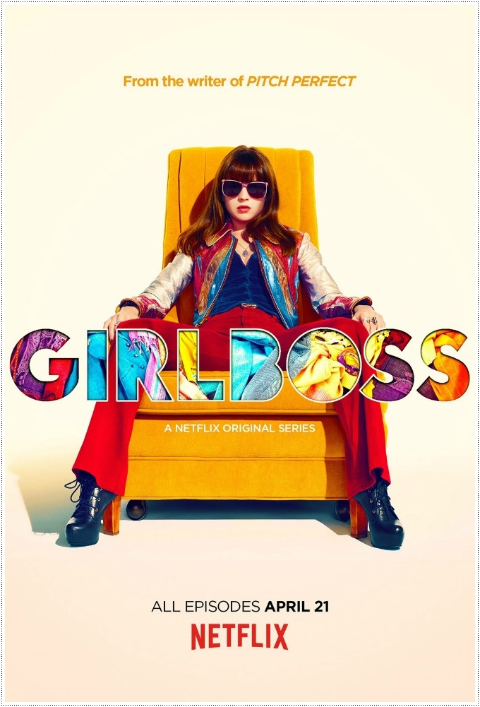 Girlboss a nova série da NetFlix para assistir sem grandes pretensões