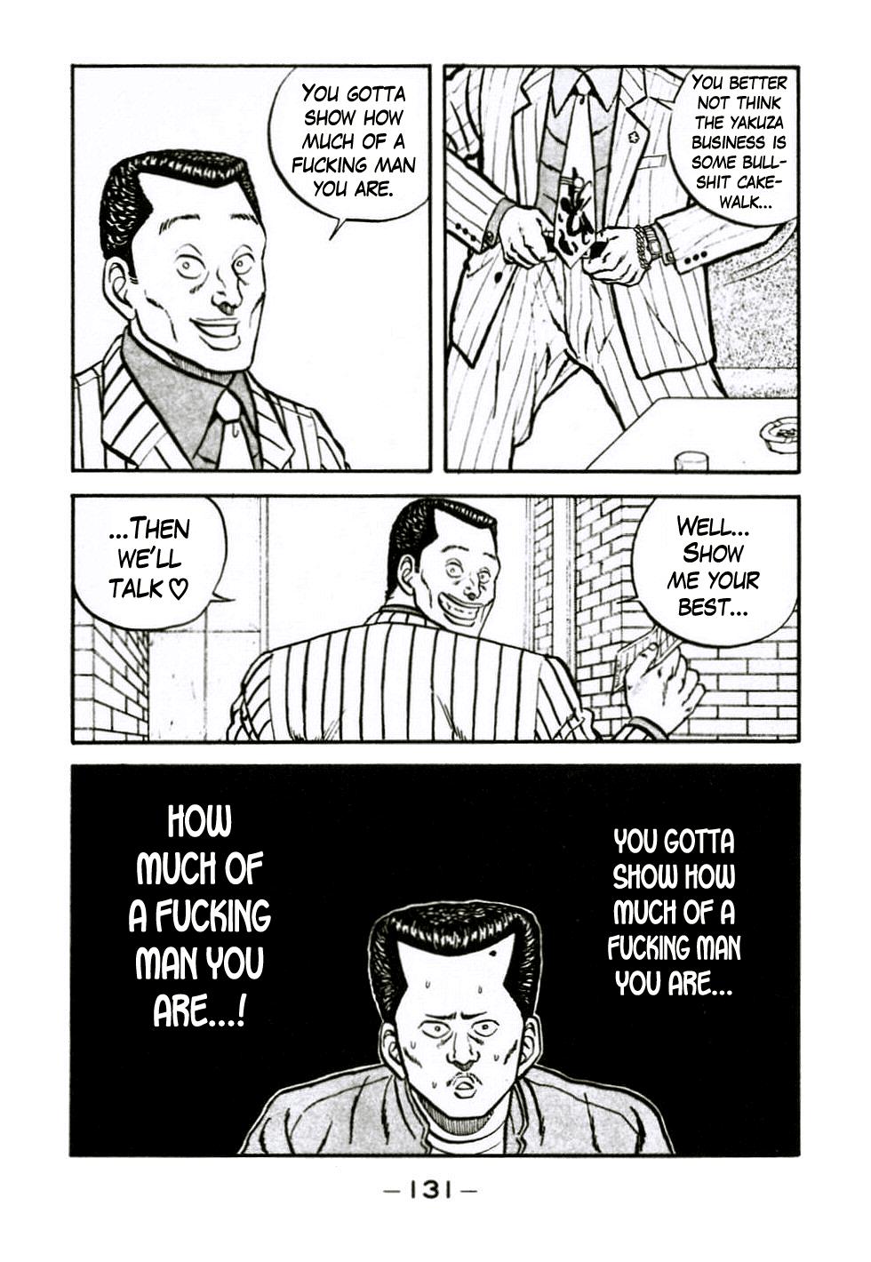 Be-Bop High School - Chapter 46