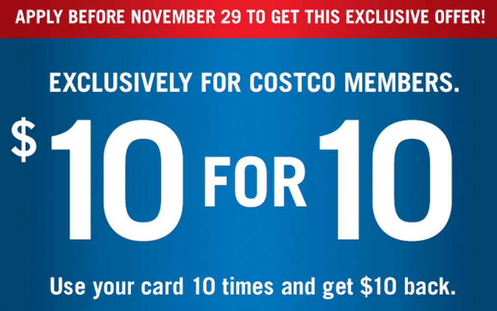 Canadian Rewards: Apply Capital One Platinum MasterCard and