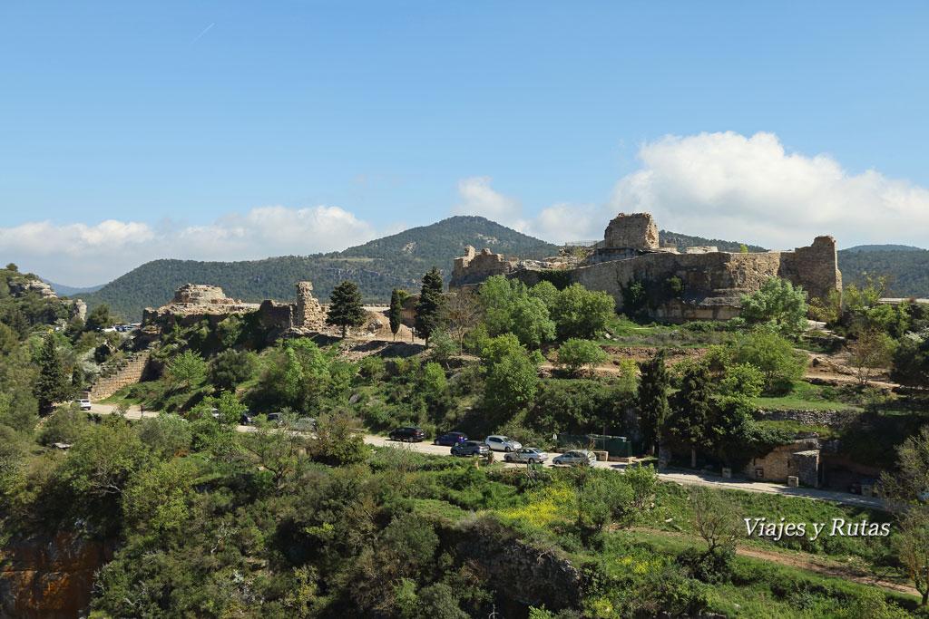 Castillo de Siurana, Tarragona