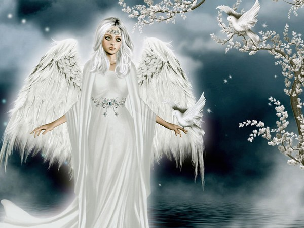 Beautiful Angels Cool Wallpapers Full HD