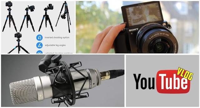 Cara Membuat Vlog Cepat Terkenal Di Youtube
