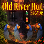 Play Games4King Old River Hut …