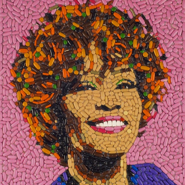 20-Whitney-Huston-Jason-Mecier-Paintings-or-Sculptures-in-Portrait-Collage-www-designstack-co