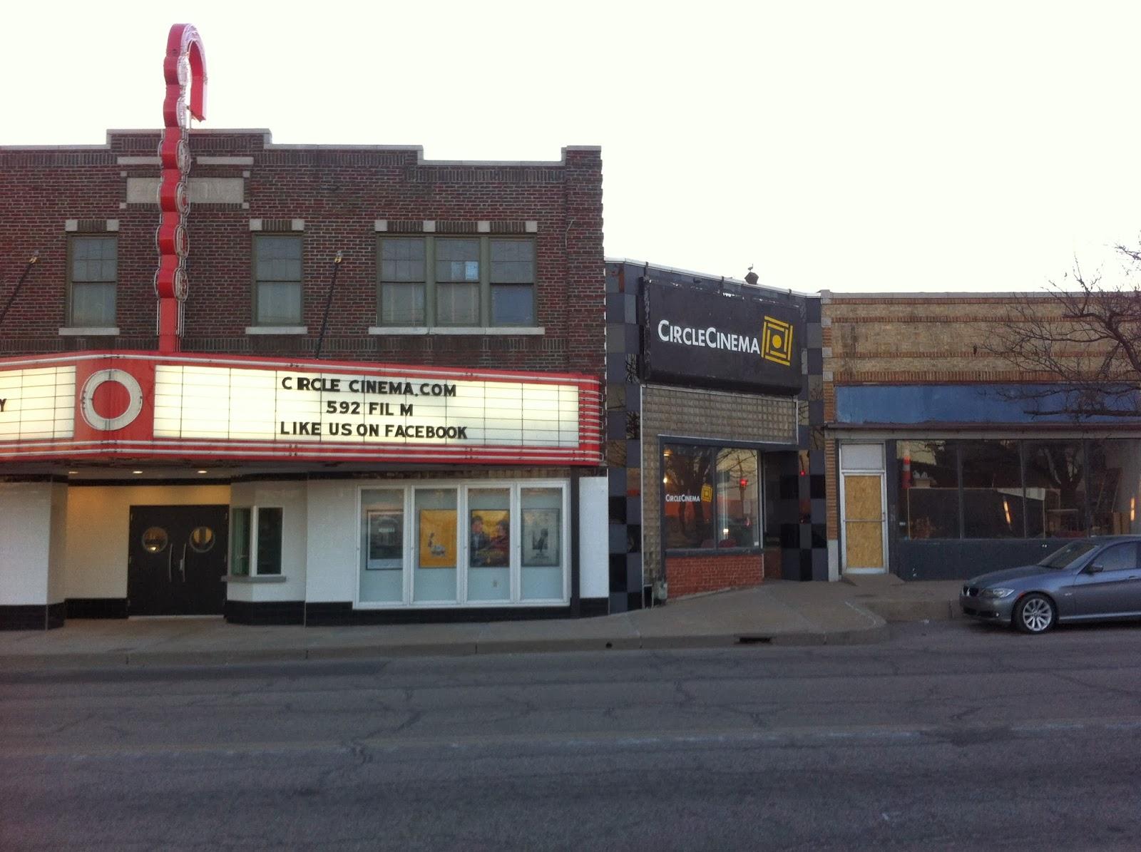 Cinema Of Tulsa 77