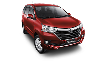 Grand New Toyota Avanza Warna Dark Red Mica Metallic