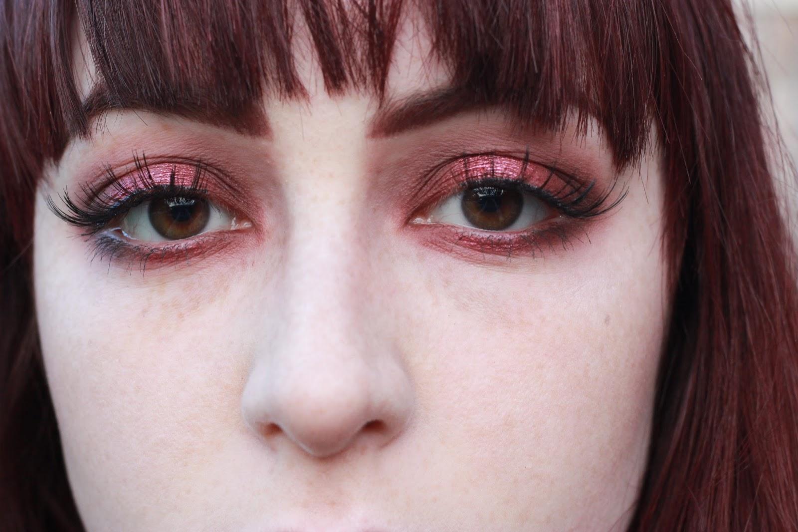 Maybelline Color Tattoo Cream Eyeshadow: Vintage Plum