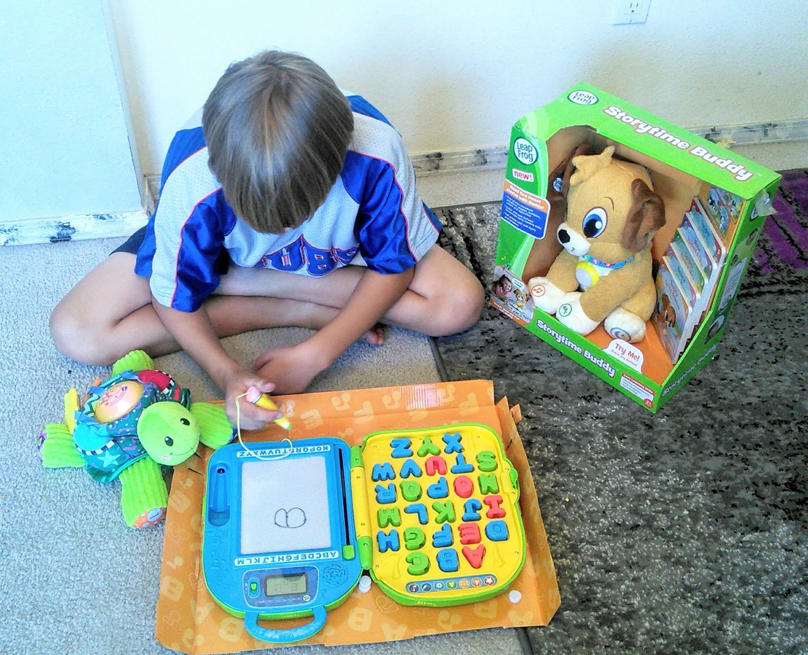 Other Alphabet & Language Toys My First Leappad Bookbag And 4 Games For Children Learning Educational Lot Educational