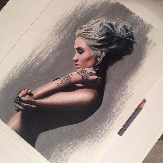 07-@princesspiamia-Jennifer-de-Boer-Pencil-Portraits-WIP-and-Complete-Drawings-www-designstack-co