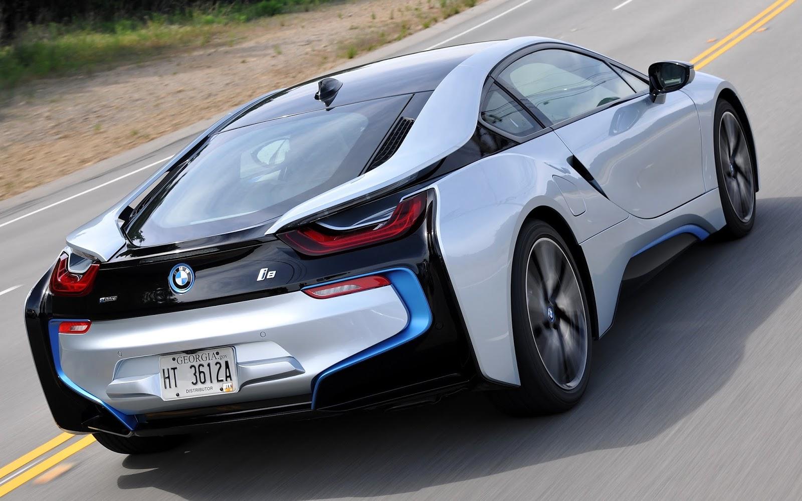 Bmw I8 Tem Dados De Consumo Aferidos Pelo Inmetro Car Blog Br