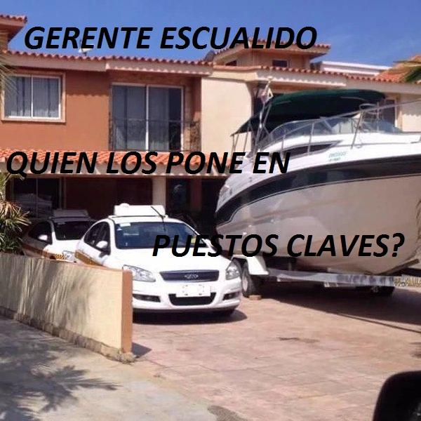 Resultado de imagen para LOS ESCUALIDOS INFILTRADOS