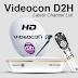 Videocon D2H Latest Channel List