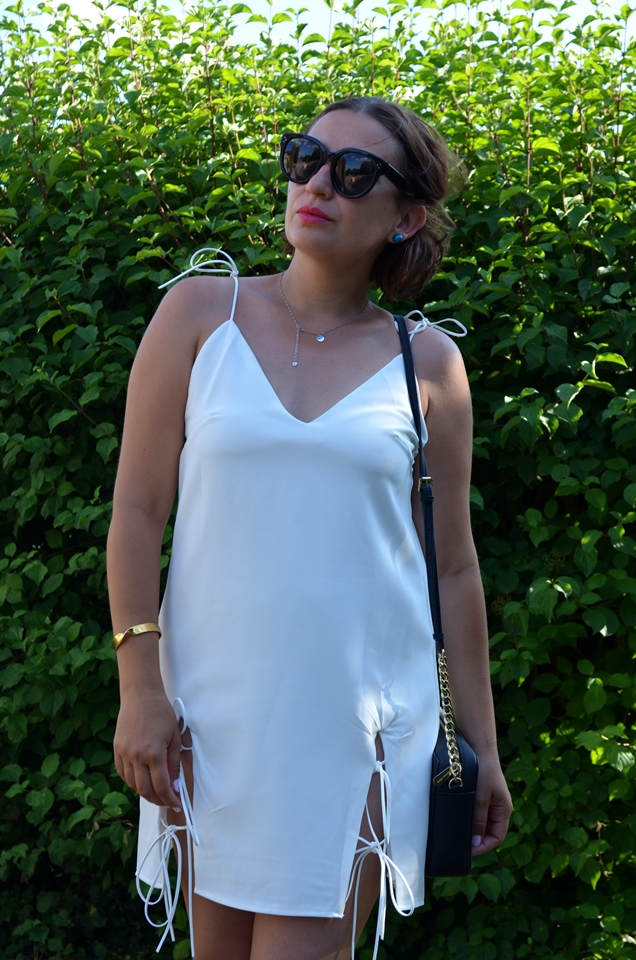 Zaful White Summer Dress