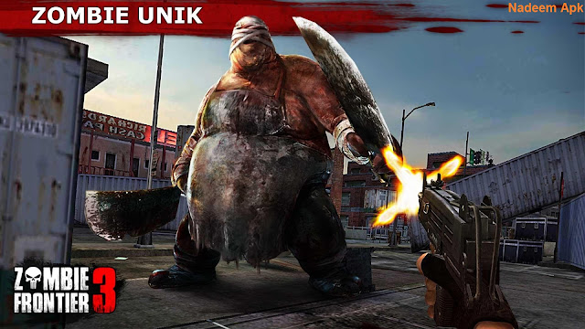 Zombie Frontier 3 APK Free Download For Android