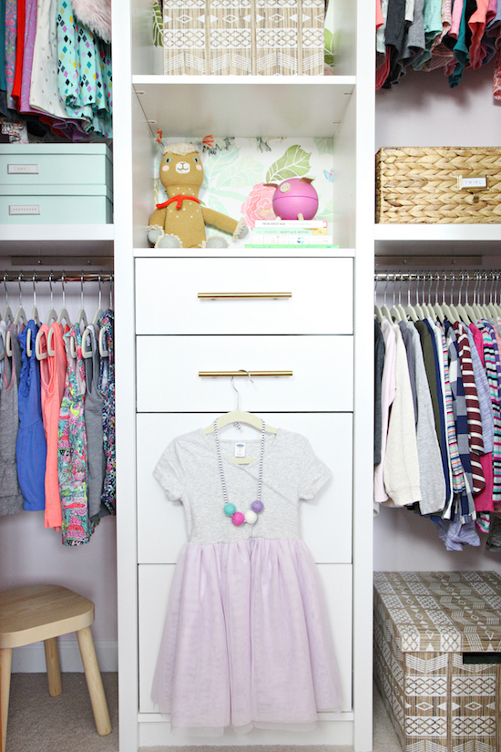 ... Daughter Can Easily Reach Anything On The Shelves And Rods. And The  Drawer Pulls Can Double As A Place To Hang Her Adorable Little Outfit For  The Day.