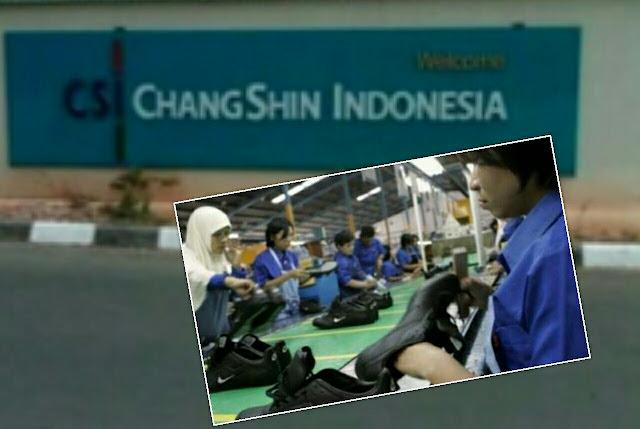 Lowongan Kerja PT. Chang Shin Indonesia, Jobs: Costing, Purchase, Engery Staff, Nurse Physical Examination, Nurse Audiomentry & Spirometry.