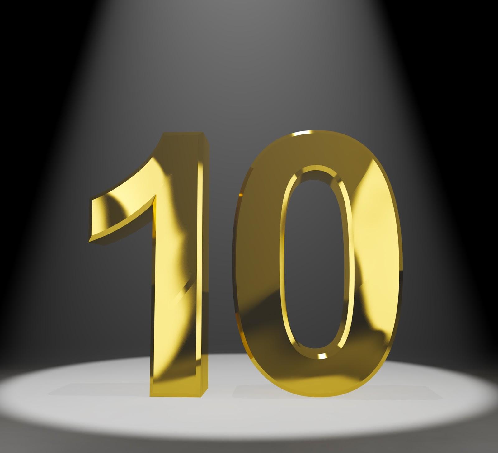 10 najbardziej popularnych artykułów na blogu Trener medialny w 2012