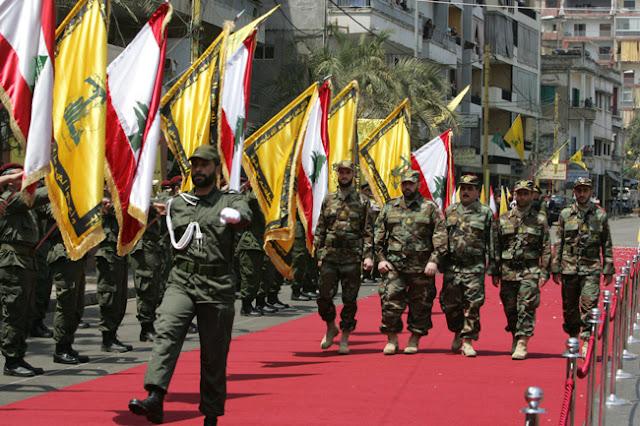 Perang Sunni - Syiah Makin Serius, Iran Bentuk Pasukan Syiah untuk Gempur Negara Arab