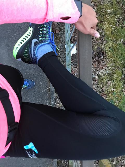 Finding My Feet and Footwear For Half Marathon Training