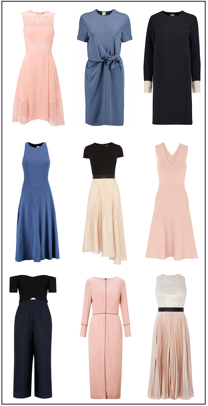 NINE SUMMER WEDDING GUEST DRESSES YOU\'LL WEAR AGAIN | La Fashion ...