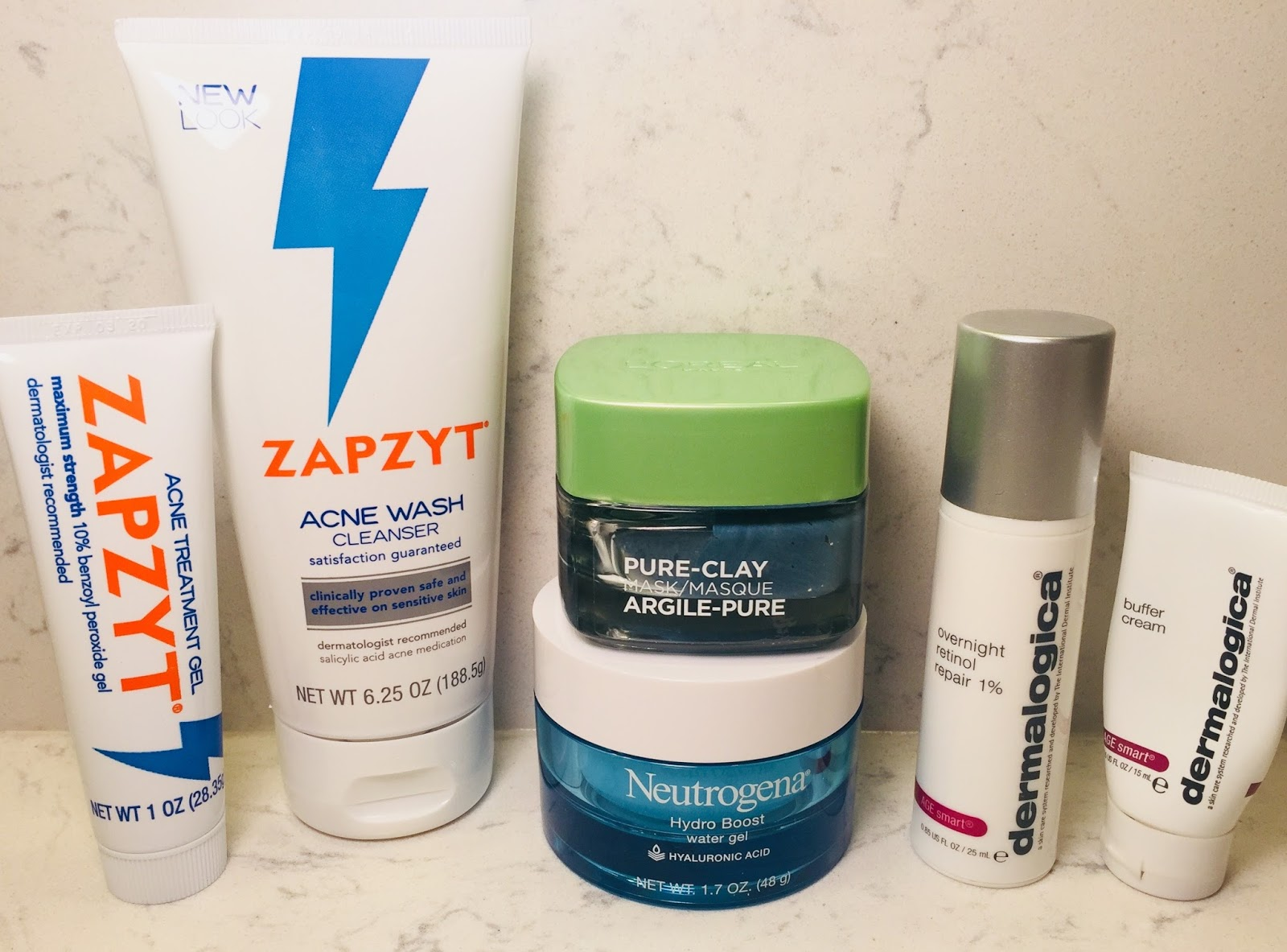 Pammy Blogs Beauty Clear Skin Skincare Favorites Featuring