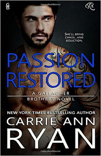 Passion Restored by Carrie Ann Ryan PDF