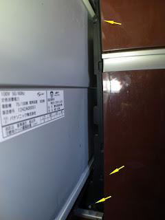 Panasonic製のNP-45VD5シリーズ食洗機⑥