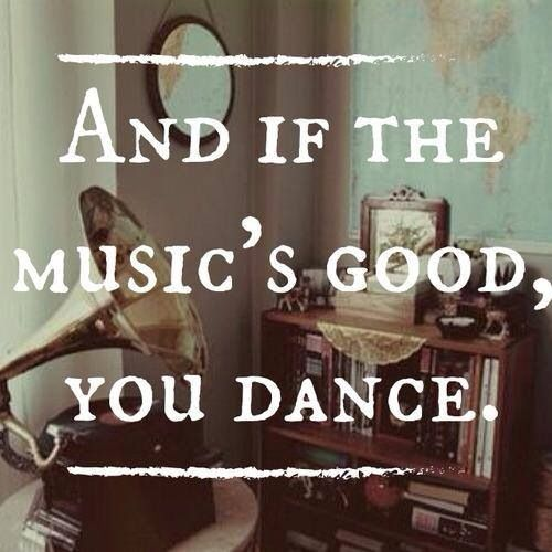 Dance Quotes Observations Amp Lyrics July 2017