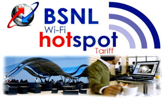 BSNL revised 10 Mbps Bulk User WiFi Hotspot Plan provided through Hot Spot Service Providers (HSSP)