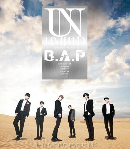 B.A.P – Unlimited -Japanese Ver.- (ITUNES MATCH AAC M4A)