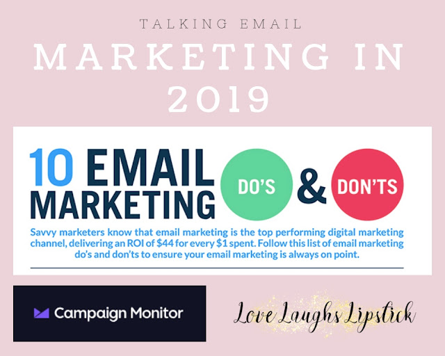 10 Email Marketing Do's and Don'ts by Campaign Monitor