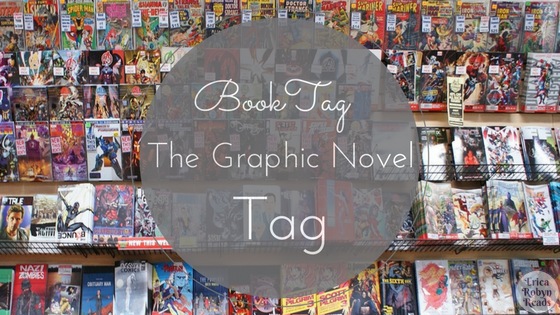The Graphic Novel Book Tag