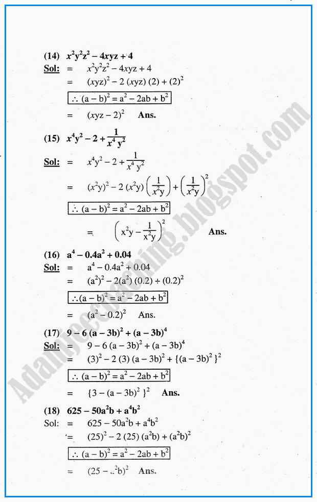 exercise-5-1-factorization-hcf-lcm-simplification-and-square-roots-mathematics-notes-for-class-10th