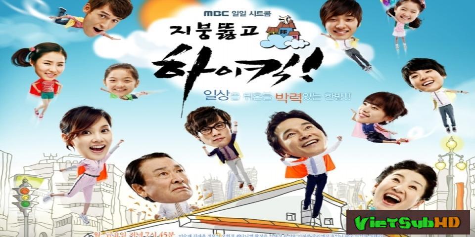 Phim Gia Đình Số 1 (phần 2) Hoàn tất (126/126) Lồng tiếng HD | Through The Roof High Kick 2009