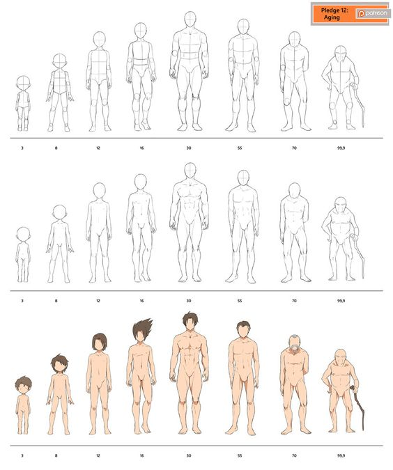 Ragam Bentuk Badan, Bukan Hanya Kurus dan Gemuk Saja Lho
