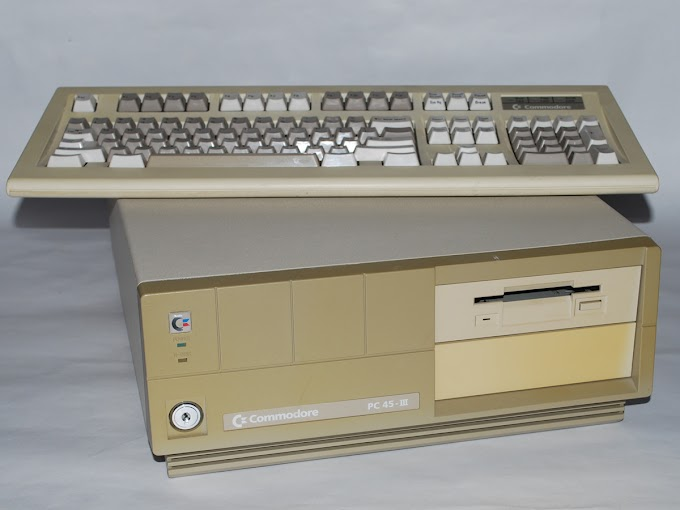 Commodore PC45-III