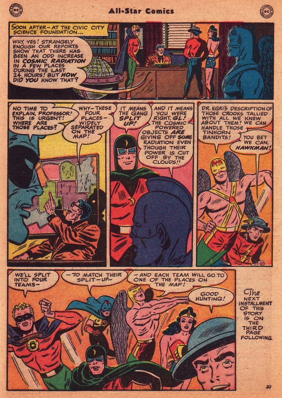 Read online All-Star Comics comic -  Issue #45 - 12