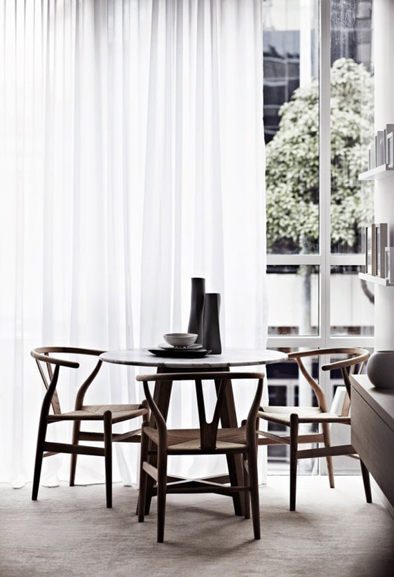 Dining room. Koichi Takada Architects
