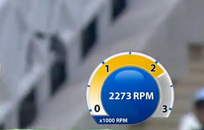 Ball-spin-RPM
