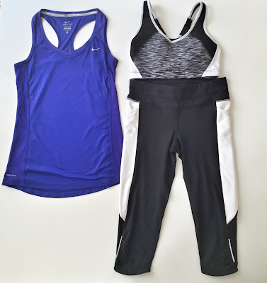 fitness friday nike athleta h and m