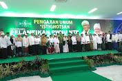 PWNU NTB Masa Khidmad 2019-2014 Resmi Dilantik