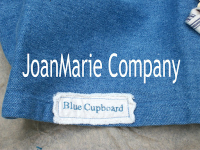 JoanMarie Company, Blue Cupboard, new towel line, Etsy shop