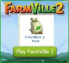 farmville2 unlimited Fertilizer 5 pack