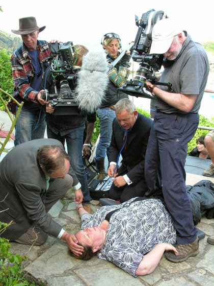 Doc Martin: Behind the Scenes on Public TV Stations