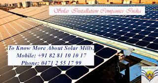 Solar Installation Companies India - Wind Voltz Energy Pvt. Ltd Kerala