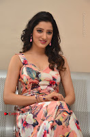Actress Richa Panai Pos in Sleeveless Floral Long Dress at Rakshaka Batudu Movie Pre Release Function  0095.JPG