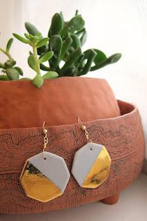 ceramic jewelry earrings
