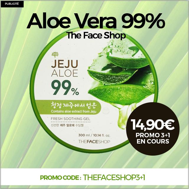 Aloe Vera 99% thefaceshop